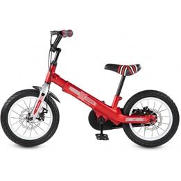 Smartrike - Balanscykel - Xtend Mg+ Junior Hydraulic Röd