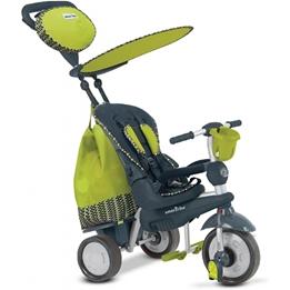 Smartrike - Barnvagn - Splash 4-In-1 Junior Grön
