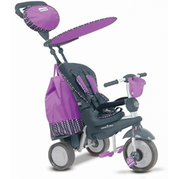 Smartrike - Barnvagn - Splash 4-In-1 Junior Lila