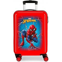 Disney - Resväska - Spider-Man 34 Liter Abs Röd