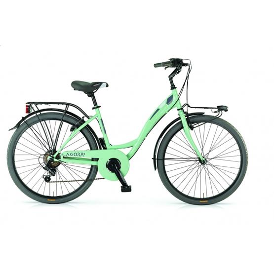 Mbm - Cykel - Agora 26 Tum Women 6 Växlar Grön