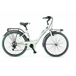 Mbm - Cykel - Agora 26 Tum Women 6 Växlar Ivory Vit