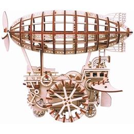 Robotime - Modelleksak Luftskepp Lk702