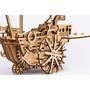 Robotime - Model Luchtschip Lk702 Making Wood 30 Cm Clear