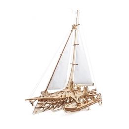 Ugears - Modellsats Båt Katamaran Merihobus