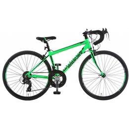 Elite - Cykel - Roubaix 24 Tum 14 Växlar Cantilever Grön