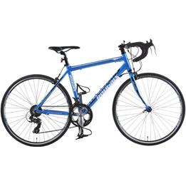 Elite - Cykel - Roubaix 26 Tum 14 Växlar Cantilever Blå