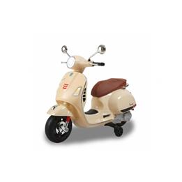 Jamara - Elbil - Ride-On Vespa Gts 125 Junior Beige