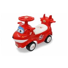Jamara - Push-Car Superwings Junior Röd/Vit