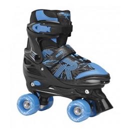 Roces - Quaddy 3.0 Roller Skates Svart/Blå