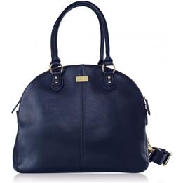 Isoki - Skötväska Imitation Leather Mörkblå