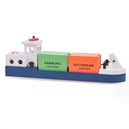 New Classic Toys - Lastfartyg 3 Delar