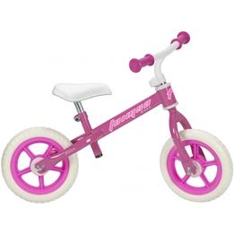 Toimsa - Balanscykel - Rider 10 Tum Rosa