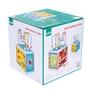 Lelin Toys - Activities Cube Boerderijjunior 28.5 X 51 Cm Wood