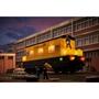 Marklin - Postal Wagon Start Up Construction Stone Trains 16 Cm H0 Gul