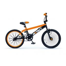 Mbm - BMX Cykel - Instinct 20 Tum Svart/Orange