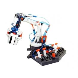 Powerplus - Construction Kit Robot Arm Junior Vit 229 Delar