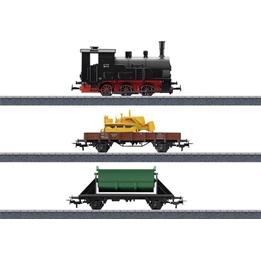 Marklin - Tåg Startpaket 8 Delar