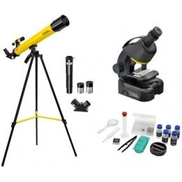 National Geographic - Teleskop Och Mikroskop Och Tillbehör