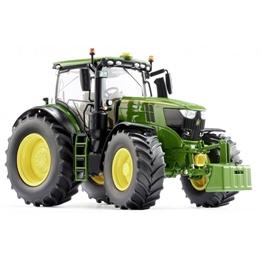 Wiking - Traktor John Deere 6250R 1:32 Grön