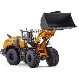 Wiking - Lastare Liebherr L 556 Wheel 1:32 Orange