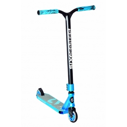 Six Degrees - Stunt Scooter Freestyle Kickjunior Aluminium Blå