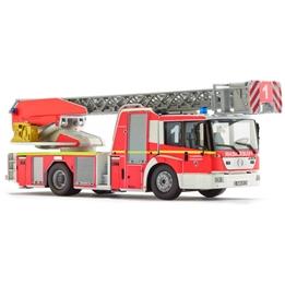 Wiking - Brandbil Econic Fire Brigade Die-Cast 1:43 Röd