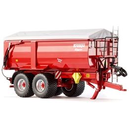 Wiking - Släpvagn Big Body 650 S:32 Röd
