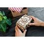 Ugears - Model Kit Antique Box 17,5 Cm Wood Natural 185-Piece