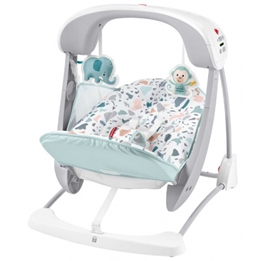 Fisher Price - Babysitter Aluminium/Polyester Vit