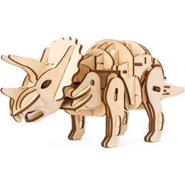 Robotime - Modelleksak / Pussel 3D Triceratops 94 Delar