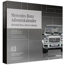 Franzis - Event Calendar Mercedes-Benz Silver 28-Part (Du/En)
