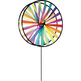 Invento - Windmill Wheel Duett Rainbow 138 X 63 Cm Polyester