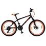 Amigo - Mountainbikes - Next Level 26 Tum 21 Växlar Svart/Orange