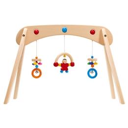 Selecta Spielzeug - Babygym Musina 60 Cm Trä Natural