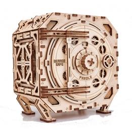 Wood Trick - Modellbygge Kassaskåp 259 Delar