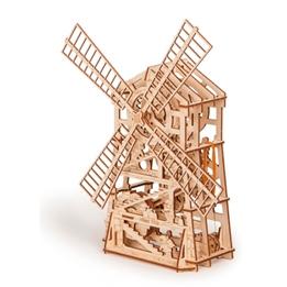 Wood Trick - Modellbygge 3D Väderkvarn 80 Delar