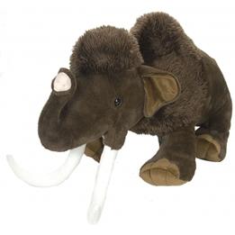 Wild Republic - Mjukisdjur Mammut 104 Cm Brun/Vit
