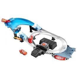 Disney - Racetrack Rusteze Racing Center Boys 120 Cm 3-Piece