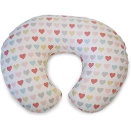 Chicco - Amningskudde Boppy Hearts 52 Cm Vit