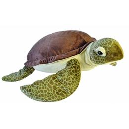 Wild Republic - Mjukisdjur Sköldpadda 76 Cm Grön/Brun