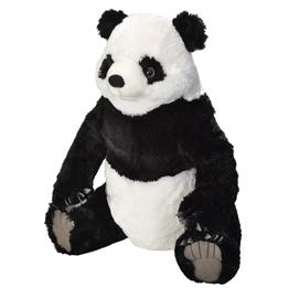 Wild Republic - Mjukisdjur Panda 76 Cm Svart/Vit