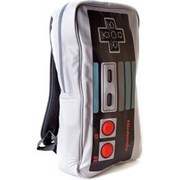 Nintendo - Ryggsäck - Nes Controller 17,5 Liter Grå