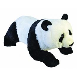 Wild Republic - Mjukisdjur Panda 76 Cm Vit/Svart