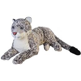 Wild Republic - Mjukisdjur Leopard Junior 76 Cm Vit/Grå
