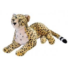 Wild Republic - Mjukisdjur Cheetah 76 Cm Beige/Gul