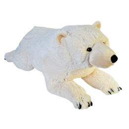 Wild Republic - Mjukisdjur Isbjörn 76 Cm Vit
