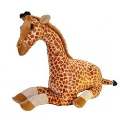 Wild Republic - Mjukisdjur Toy Giraffe Junior 65 Cm Plush Brun/Beige