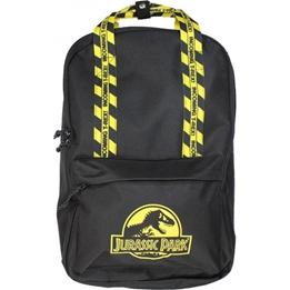 Jurassic World - Ryggsäck Jurassic Park 24 Liter Svart/Gul
