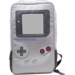 Nintendo - Ryggsäck - Nintendo Game Boy 12.5 Liter Grå